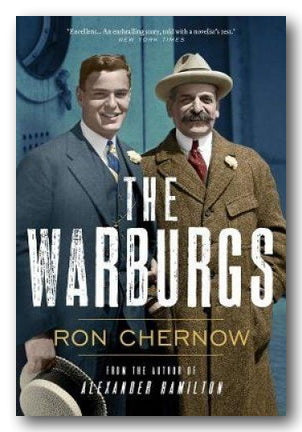 Ron Chernow - The Warburgs (2nd Hand Paperback) | Campsie Books