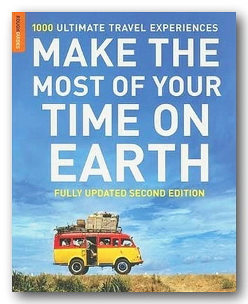 Rough Guides - Make The Most of Your Time on Earth (1000 Ultimate Travel Experiences) (2nd Hand Softback) | Campsie Books