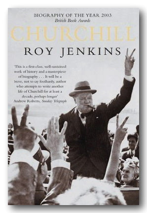 Roy Jenkins - Churchill (2nd Hand Paperback) | Campsie Books