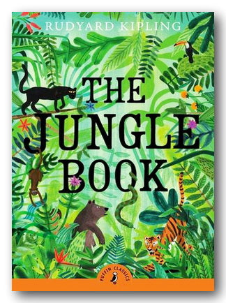 Rudyard Kipling - The Jungle Book (New Paperback) | Campsie Books