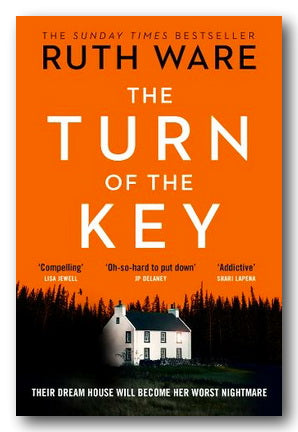 Ruth Ware - The Turn of The Key (2nd Hand Paperback) | Campsie Books