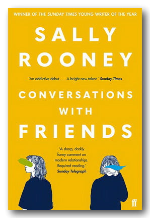 Sally Rooney - Conversations With Friends (2nd Hand Paperback) | Campsie Books