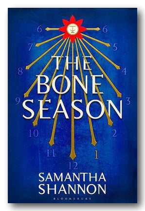 Samantha Shannon - The Bone Season (2nd Hand Hardback) | Campsie Books