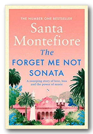 Santa Montefiore - The Forget-Me-Not Sonata (2nd Hand Paperback) | Campsie Books