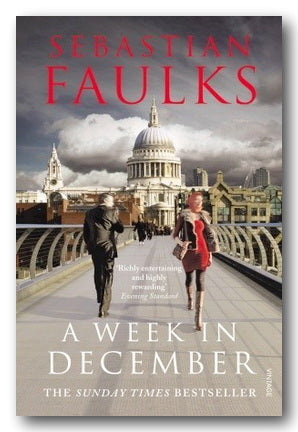 Sebastian Faulks - A Week in December (2nd Hand Paperback) | Campsie Books