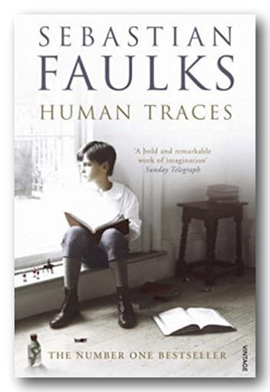 Sebastian Faulks - Human Traces (2nd Hand Paperback) | Campsie Books