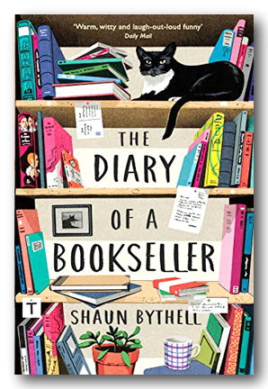 Shaun Bythell - The Diary of A Bookseller (2nd Hand Paperback)