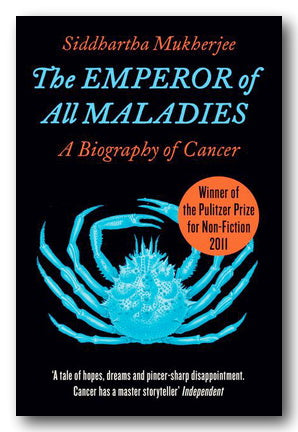 Siddhartha Mukherjee - The Emperor of All Maladies (2nd Hand Paperback)