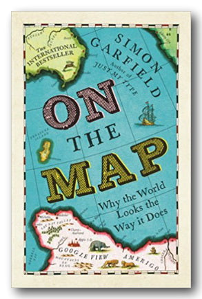 Simon Garfield - On The Map