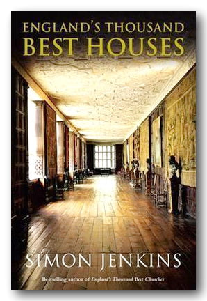 Simon Jenkins - England's Thousand Best Houses (2nd Hand Hardback) | Campsie Books