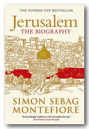Simon Sebag Montefiore - Jerusalem (The Biography) (2nd Hand Paperback) | Campsie Books