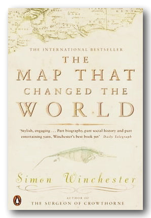 Simon Winchester - The Map That Changed The World (2nd Hand Paperback) | Campsie Books
