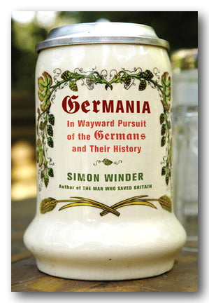 Simon Wilder - Germania (In Wayward Pursuit of the Germans & Their History) (2nd Hand Hardback) | Campsie Books