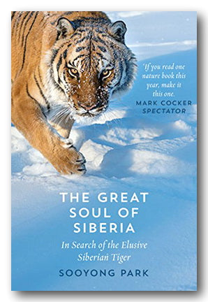 Sooyong Park - The Great Soul of Siberia (2nd Hand Paperback) | Campsie Books