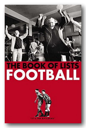 Stephen Foster - The Book of Lists Football