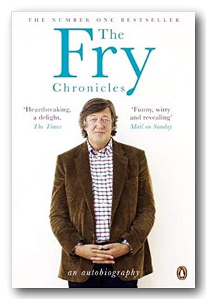 Stephen Fry - The Fry Chronicles (2nd Hand Paperback) | Campsie Books