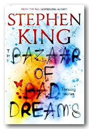 Stephen King - The Bazaar of Bad Dreams (2nd Hand Hardback) | Campsie Books