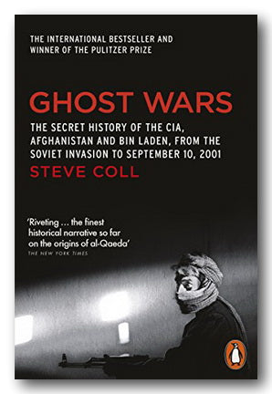 Steve Coll - Ghost Wars (2nd Hand Paperback) | Campsie Books