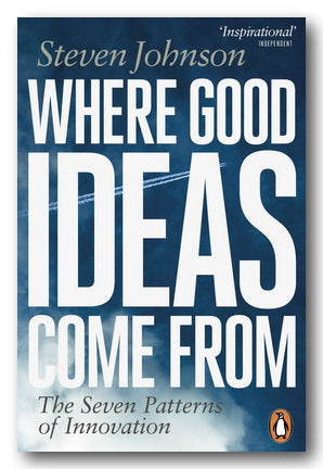 Steven Johnson - Where Good Ideas Come From (2nd Hand Paperback) | Campsie Books