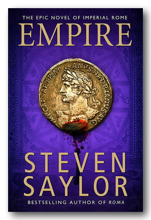 Steven Saylor - Empire (2nd Hand Paperback) | Campsie Books
