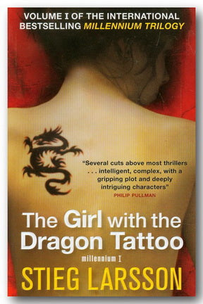 Stieg Larsson - The Girl with the Dragon Tattoo (Millennium 1)