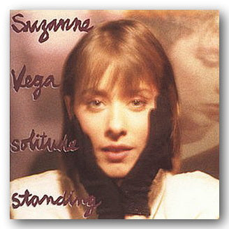 Suzanne Vega - Solitude Standing (2nd Hand CD) | Campsie Books