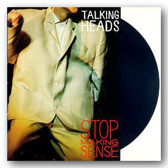 Talking Heads - Stop Making Sense (2nd Hand CD) | Campsie Books
