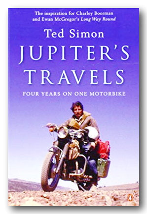 Ted Simon - Jupiter's Travels