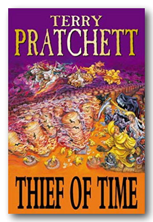 Terry Pratchett - Thief of Time (2nd Hand Hardback) | Campsie Books