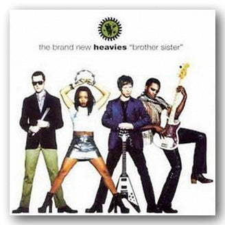 The Brand New Heavies - Brother Sister (2nd Hand CD) | Campsie Books