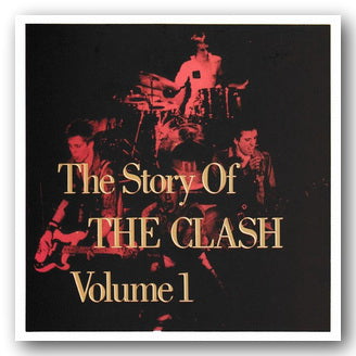 The Clash - The Story of The Clash Volume 1 (2nd Hand Double CD) | Campsie Books