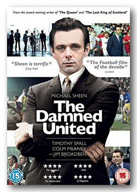 The Damned United (2nd Hand DVD) | Campsie Books