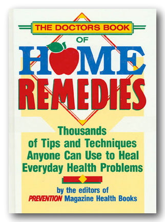 The Doctors Book of Home Remedies (2nd Hand Hardback) | Campsie Books