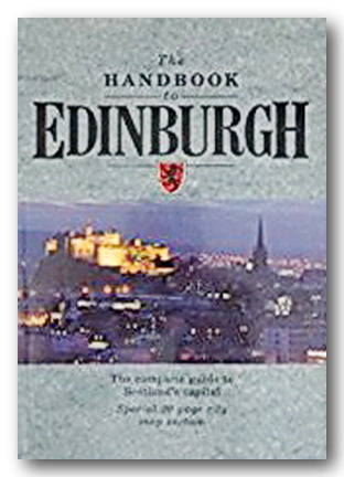 The Handbook to Edinburgh (Mercat Press) (2nd Hand Softback) | Campsie Books