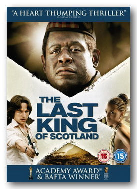 The Last King of Scotland (2nd Hand DVD) | Campsie Books