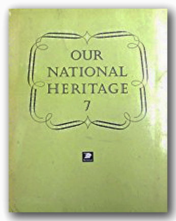 The National Benzole Company - Our National Heritage 7 (2nd Hand Spiral Bound) | Campsie Books