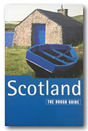 The Rough Guide - Scotland (2nd Hand Paperback) | Campsie Books