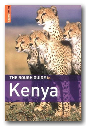 The Rough Guide To Kenya (2nd Hand Paperback) | Campsie Books