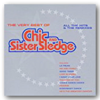 The Very Best of Chic & Sister Sledge (2nd Hand CD) | Campsie Books