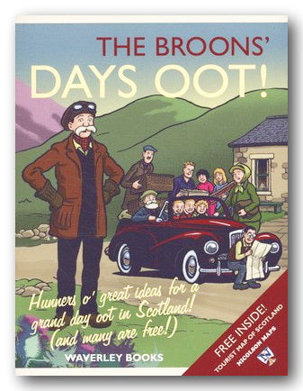 The Broons' Days Oot ! (2nd Hand Softback) | Campsie Books
