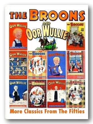 The Broons & Oor Wullie - More Classics From The Fifties (2nd Hand Hardback) | Campsie Books