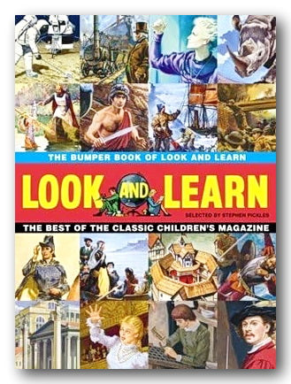 The Bumper Book of Look & Learn (2nd Hand Hardback) | Campsie Books