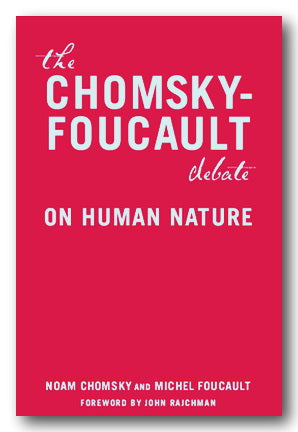 The Chomsky - Foucault Debate on Human Nature (2nd Hand Paperback) | Campsie Books