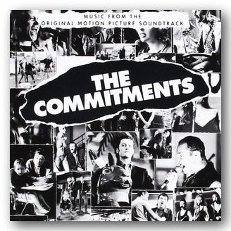 The Commitments - Original Soundtrack (2nd Hand CD) | Campsie Books