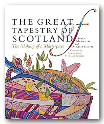 The Great Tapestry of Scotland (The Making of a Masterpiece) (2nd Hand Softback) | Campsie Books