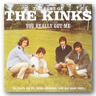 The Kinks - You Really Got Me (The Best of) (2nd Hand CD) | Campsie Books