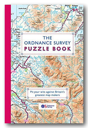 The Ordnance Survey Puzzle Book | Campsie Books