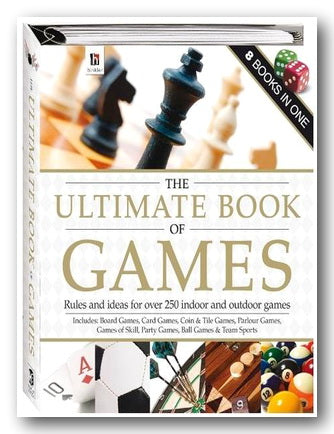 The Ultimate Book of Games (2nd Hand Ring Bound Folder) | Campsie Books