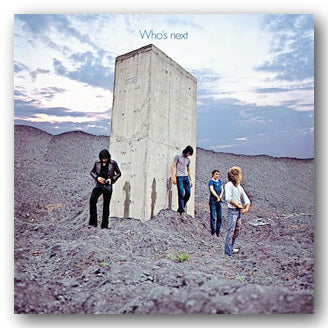 The Who - Who's Next (2nd Hand CD) | Campsie Books