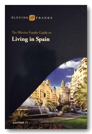 The Blevins Franks Guide to Living in Spain (Ed. 11) (2nd Hand Paperback) | Campsie Books